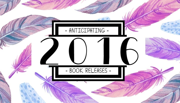 book releases 2016