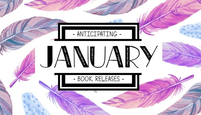 book releases january