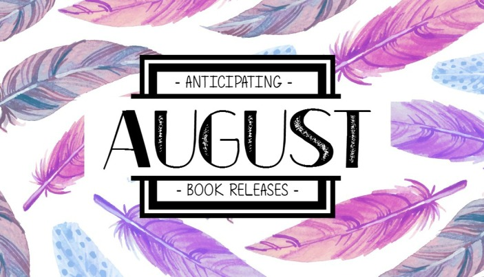 book releases august 2016